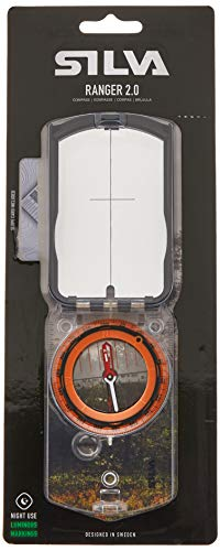 Silva Ranger 2.0 Compass - Orange