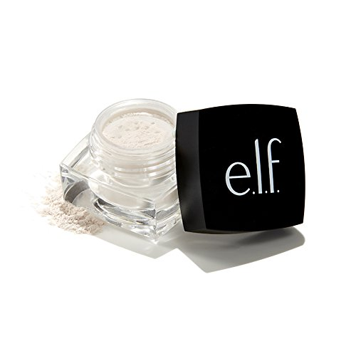 High Definition Undereye Concealer Setting Loose Powder for Your Face, Sheer, Brush Included, .04 Ounces