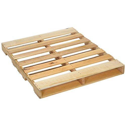 48' x 40' Hard Wood Pallet, 2800 Lbs Capacity - Lot of 5