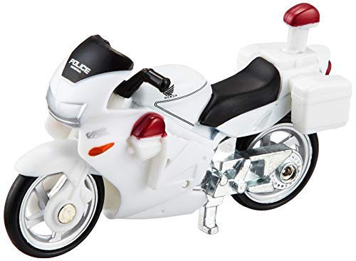 トミカ №4 Honda VFR800 白バイ (箱)