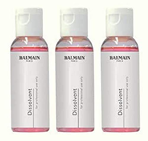 Balmain Dissolvent Löser, (3x 50 ml)