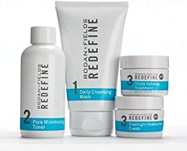 Rodan + Fields Redefine Regimen for the Appearance of Lines, Pores and Loss of Firmness