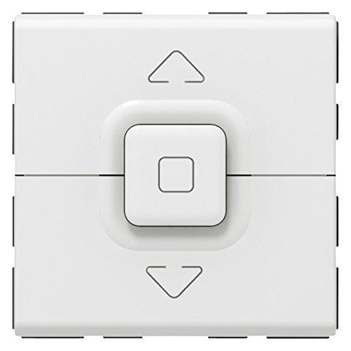Legrand Mosaic LEG99656 - Interruptor de persianas y puertas automáticas (para combinar)