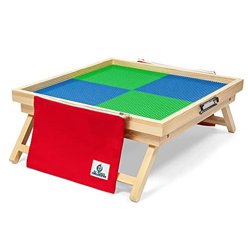 El Toro Creative Large Foldable Building Block Table