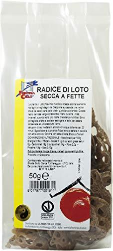 LA FINESTRA SUL CIELO Radice di Loto a Fette - 50 g
