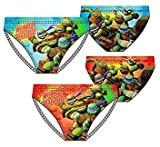 Modi_shop Juego de dos disfraces de las Tortugas Ninja para niño naranja. 3 años