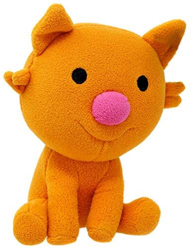 Sago Mini - Jinja the Cat Mini Plush Stuffed Toy Animal (6')