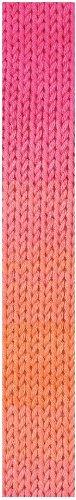 Katia Wolle 50g Degrade Sun - Farbe 63 - Verlauf pink-orange - einmalig schöne Farbverlauf - (Lager: BÜ-Bili-gr)