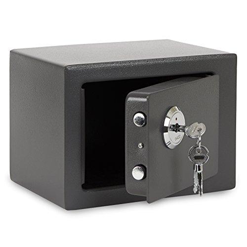 Hardcastle Cassaforte per denaro da casa con chiusura a chiave