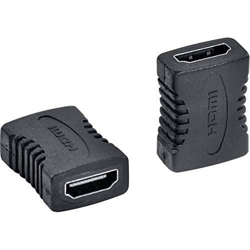 Adaptador Emenda HDMI Fêmea x HDMI Fêmea Xtrad