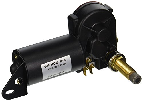 32Nm H131 Wexco Wiper Motor 12V Coast-to-Park Wiper Motor