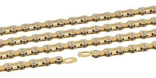 Connex Schaltungskette 10Sg 114 Gld. 5.9 mm Ketten, gold, One Size