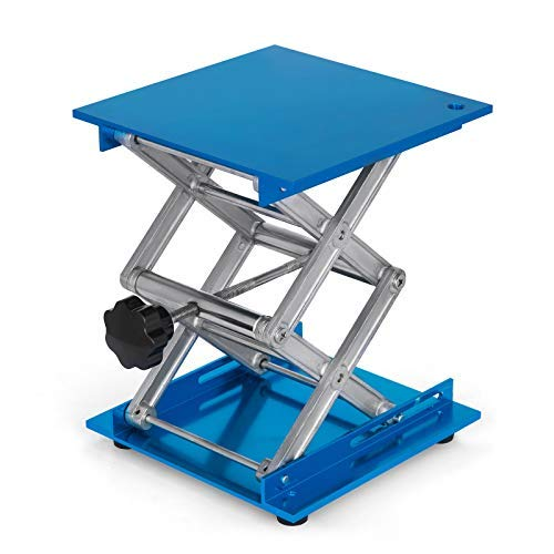 Stainless Steel Laboratory Lifting Table Rustproof Durable Laboratory Lifting Platform for Biology Chemistry