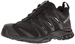 ALL-TERRAIN ADVENTURE: Featuring a protective toe cap, wet traction grip, 3D advanced chassis for stability, & waterproof lining the XA Pro 3D ClimaSalomon WP is a shoe that lets you play long & hard on any terrain. NO SUCH THING AS BAD WEATHER: With...