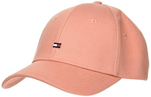 Tommy Hilfiger Damen Bb Cap Hut, Clay Pink, OS
