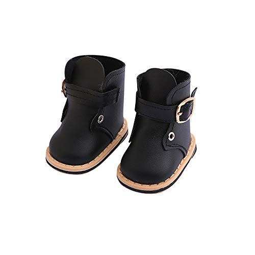 Cute Winter Fashion Boots for 18 Inch American Lovely Girl Doll Accessory Girl Toy for 3-14 Years Old