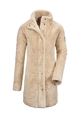 Killtec Bantry GRLS CT Casual Fashion cappotto, Bambina, Cappotto casual alla moda., 35495-000, sabbia, 128