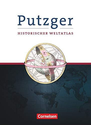 Putzger - Historischer Weltatlas - (105. Auflage): Erweiterte Ausgabe - Atlas mit Register