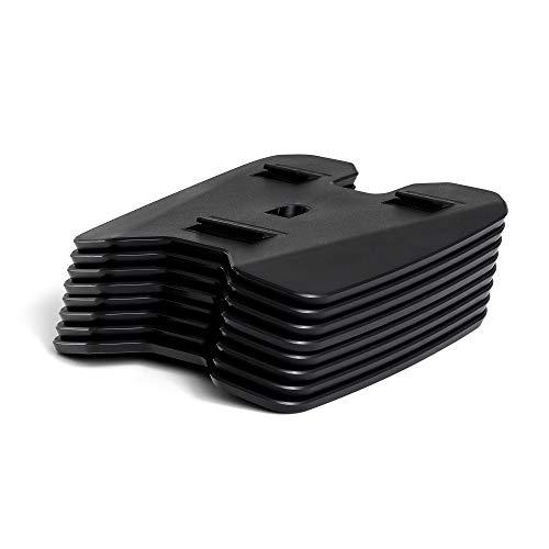 Bowflex SelectTech ST2080 Curl Bar Upgrade, Black