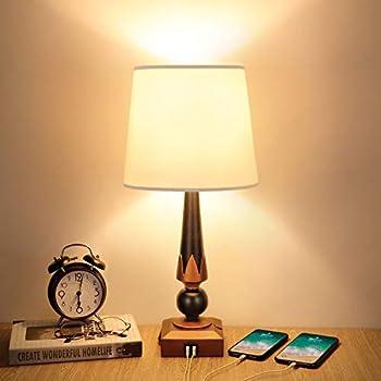Mlambert Resin Heavy-Duty Table Lamp