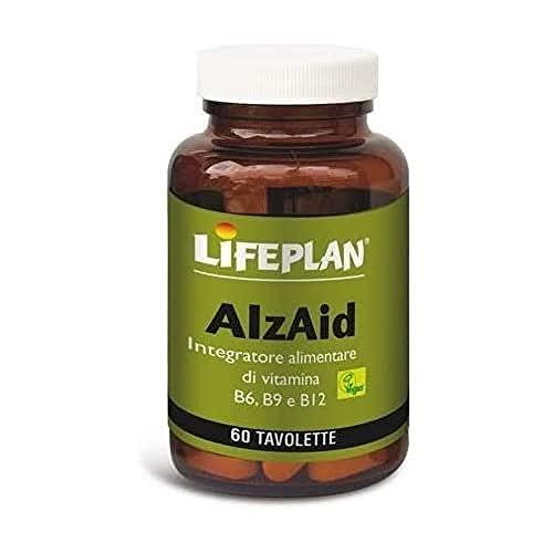 Lifeplan Alzaid Suplemento Dietario A Base De Vitaminas B 60 Tabletas
