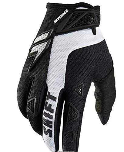 Shift Racing Strike Army Men's Off-Road Motorcycle Gloves - Black/Small