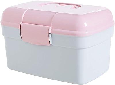 Amazon.com: DaFei Caja de almacenamiento con tapa, ligera ...