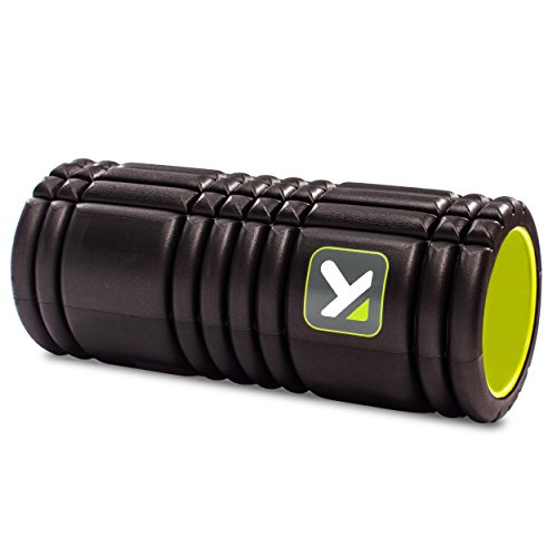 Trigger Point Performance 15920 Grid Foam Roller with Free Online Instructional Videos, Original (13-inch), Black from Implus Corporation