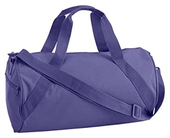 Liberty Bags 8805 Barrel Duffel  Purple