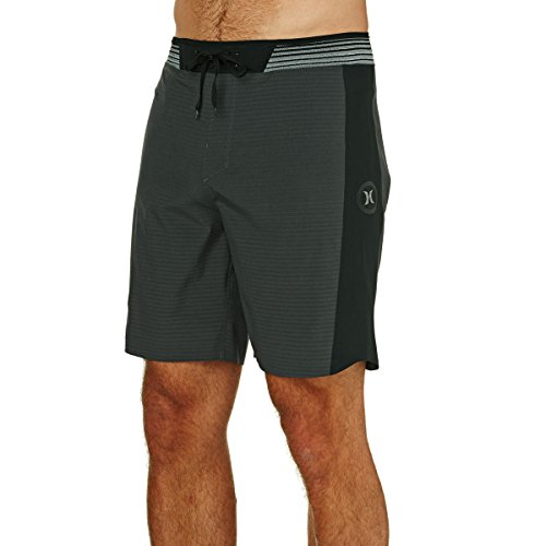 Hurley Phantom Hyperweave Motion Stripe Elite Black 28