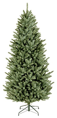 National Tree 6.5 Foot Natural Fraser Fir Slim Tree