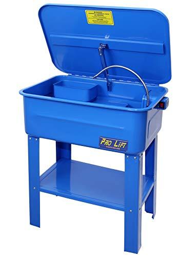 Pro-Lift-Werkzeuge Teilewaschgerät Tischgerät 76 Liter Waschtisch 76l Teilereiniger Teilewäscher Waschanlage
