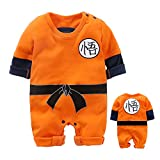 Beal Shopping Cosplay Long Sleeve Baby Boy Rompers Costume Jumpsuit Clothes