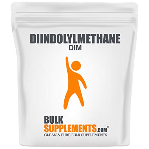 Bulksupplements Diindolylmethane (DIM) Powder (5 kilograms)