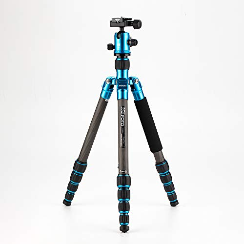 MeFOTO Classic Carbon Fiber Roadtrip Travel Tripod