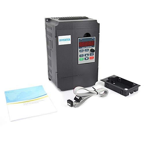 Convertidor de frecuencia variable, Variadores JH-S2-2T 0.75/1.5/2.2kW PWM VFD AC 220V, Controlador de velocidad monofásico (2.2KW)