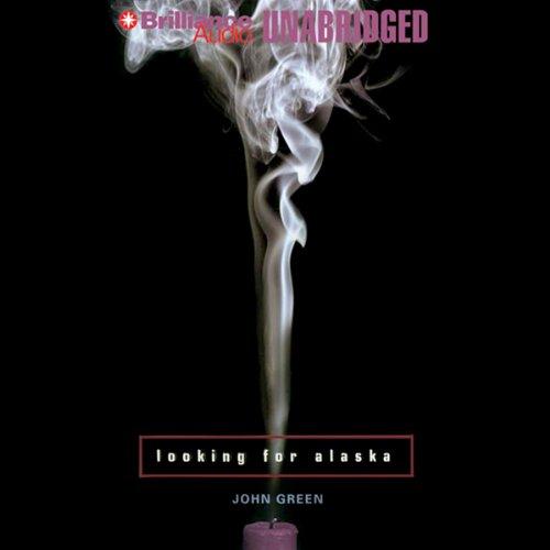 Looking for Alaska audiobook cover art