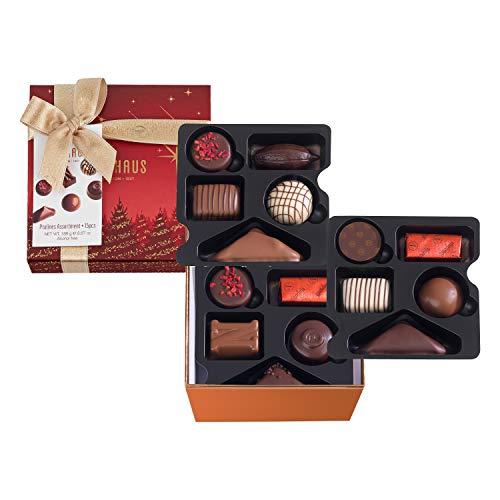Neuhaus Le Holiday - Coffret Cadeau Noël - Chocolat 190 g