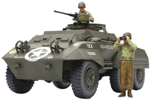 タミヤ 1/48 ミリタリーミニチュアシリーズ No.56 アメリカ陸軍 M20 高速装甲車 プラモデル 32556
