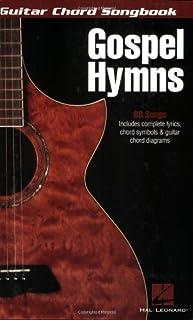 Gospel Hymns Guitar Chord Songbook (Guitar Chord cSongbook)