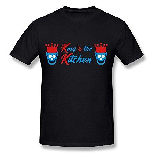 Dzzlee Clothes Herren T-Shirt Gr. XX-Large, schwarz