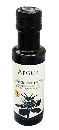Abgur Huile de cumin noir (Huile de nigelle), 250 ml
