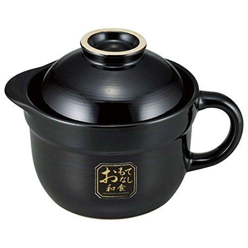和平フレイズ 炊飯土鍋 ごはん おもてなし和食 1合炊き ガス火 電子レンジ OR-7108