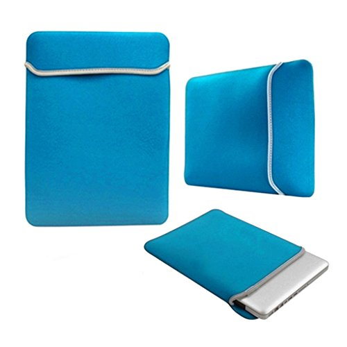 Love My Case artcandi Azul Aqua 29,46 cm/cm 27,94 portátiles/cubierta/bolsa para Microsoft Surface RT 10,6 con 5 x incluye bayetas