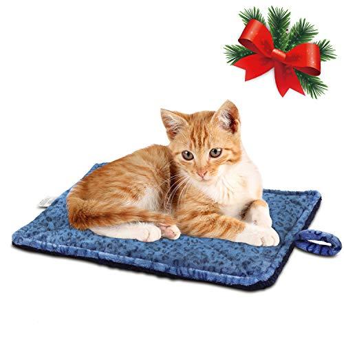 MARUNDA Thermal Cat Mat, Self Heating Cat Pad.(22 x 15 inches)