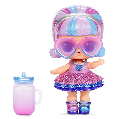 L.O.L. Surprise! Collectable Fashion Dolls for Girls - With 8 Surprises & Accessories - Present Surprise Series 1