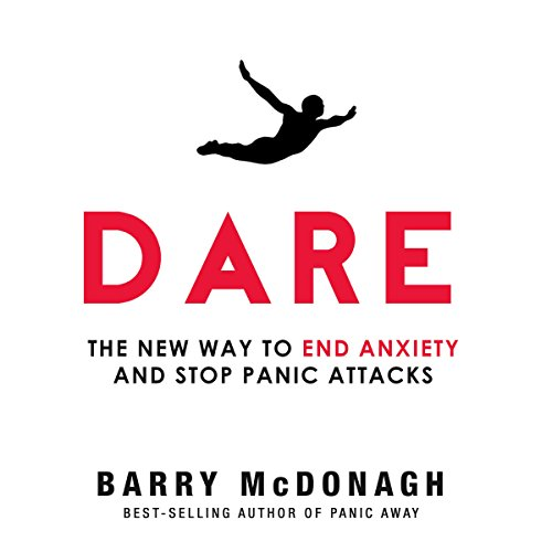 Dare audiobook cover art