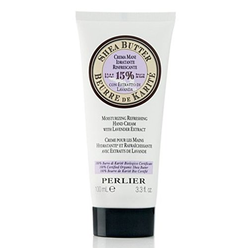 Perlier Shea Butter Hand Cream with Lavender Extract