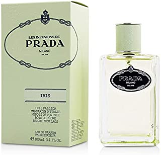 Prada Infusion D'Iris Eau De Perfume Spray For Women, (10008374), 100 ml