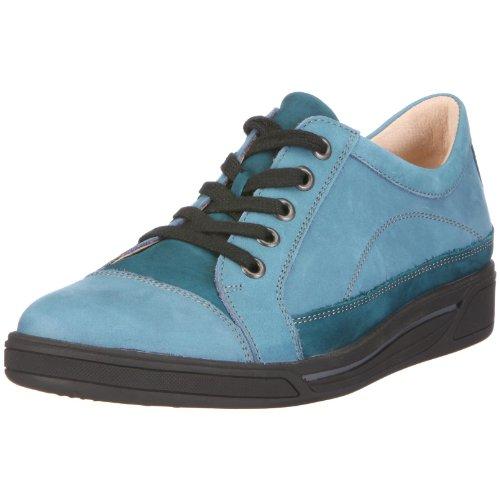 Hartjes 45462, Damen Sneaker, Türkis (Petrol 86/86), EU 36, (UK 3,0)